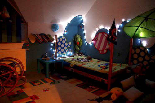 Grundschulschlafzimmer